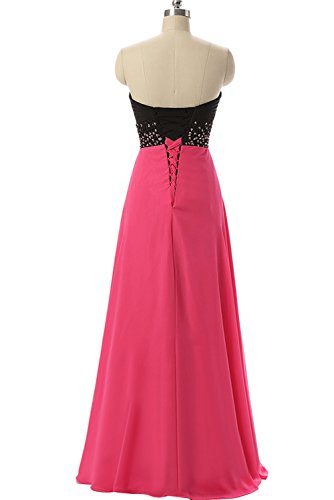 Ivydressing - Robe - Trapèze - Femme rose bonbon
