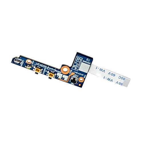 Gintai Power Button Board mit Kabel Ersatz Für Lenovo Yoga 2 11 20332 20428 43508112001 900056 -