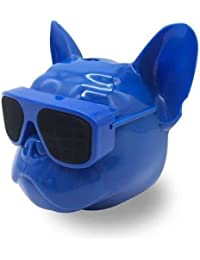 Lautsprecher Hund Blau