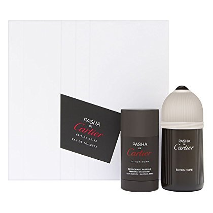 Cartier Pasha Edition Noire Parfüm und Deodorant, 1er Pack (1 x 1 Stück)