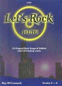 Let's Rock (+CD) : for Flute
