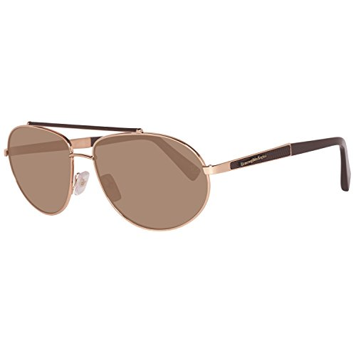 Ermenegildo Sonnenbrille Zegna (Ermenegildo Zegna Sonnenbrille (EZ0037 28M 61))