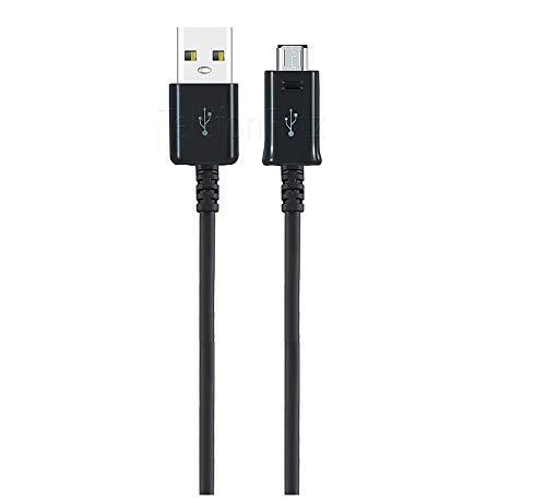 XL 150cm Original Micro USB Ladekabel Datenkabel für Samsung Galaxy S7/ S7 Edge/ S6/ S5/ S4/ A10/ M10/ A6, A6+ (2018) /A7 (2018)/ J4+/ J6+ J3/ J5/ J7/ A3/ A5/ A7 / Xcover4/ 3/ Displaytuch - Tab Stromkabel Samsung Galaxy Für