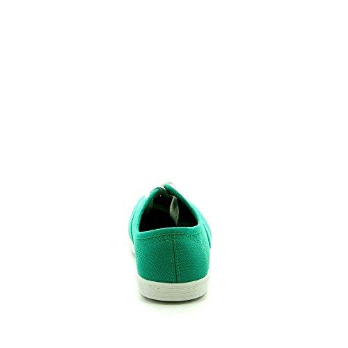 Scarpe Ideali, Scarpe Da Ginnastica Da Donna Verde - Verde