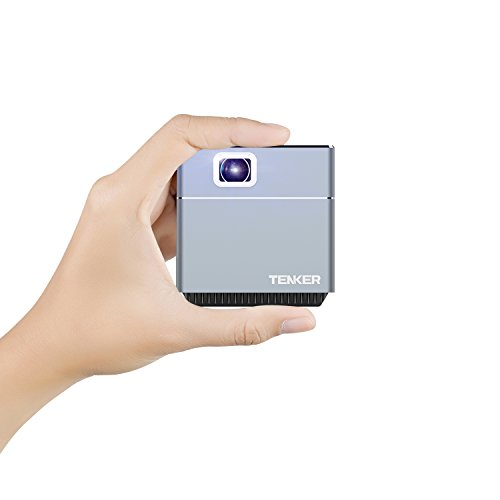 Tenker Cube Beamer DLP Video