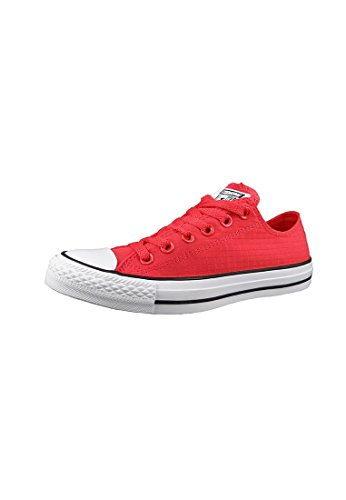 Converse 155445 Chuck Taylor All Star (Ultra Red/White/Black) Ultra Red White Black