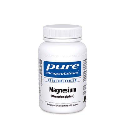pure encapsulations Magnesium Magnesiumglycinat, 90 St. Kapseln
