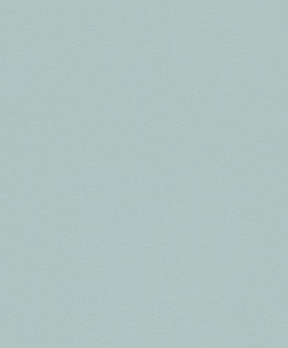 Vliestapete Rasch Uni Einfarbig graublau Wallpaper Color 517446