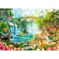 Ravensburger RAVEN. 1000 EL. Tiger Cave -