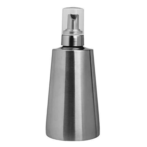 GBSIER Dispensador de Espuma de jabón óptimo para la Cocina o el baño - Dispensador de jabón de Acero Inoxidable para Espuma de Enjuague/Espuma agradablemente Suave,C,400ml