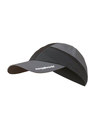 Trangoworld Dom – Casquette Unisexe Adulte M Multicolore - Noir/Anthracite