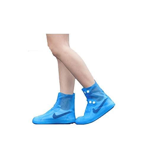 Waterproof Rain Boots, Non-slip Thick Wear-resistant Adult Rain Boots