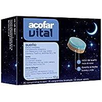 acofarvital sueño 30 comprimidos