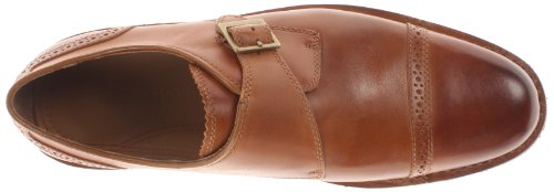 Sebago Men's Brattle Monk Oxford,British Tan,9 D US British Tan
