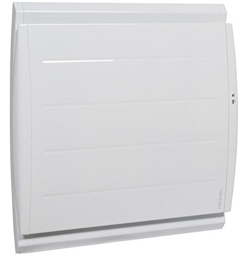 radiateur électrique connecté - atlantic maradja - 2000 watts - horizontal