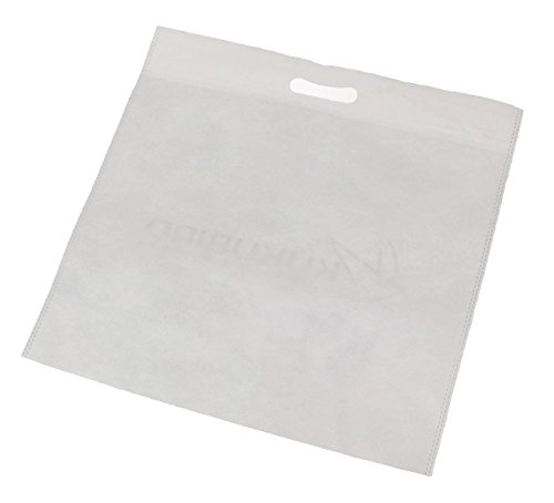 Kukubird Durable-vlies Staub / Shopping Bag Medium X 3 Pz