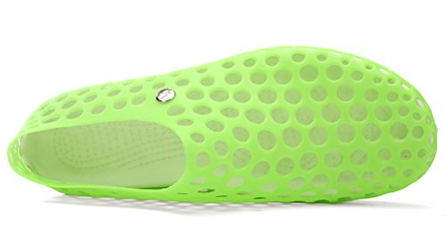 clapzovr , Damen Aqua Schuhe Grün