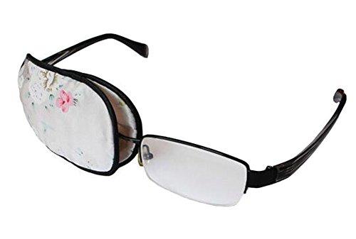Traiter l'œil paresseux Amblyopie et Strabismus pour les lunettes Eye Patch pour les enfants