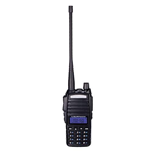 Majome Protable Walkie Talkie 5W 128 Kanal Handheld Zwei-Wege-Radio FM Digital Transceiver - Zwei-wege-radio Fm
