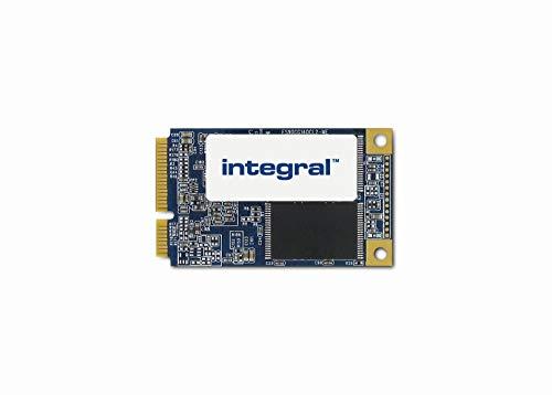 Integral Memory -  SSD de 128 GB mSATA SATA III Mo- 300 de Alta Velocidad de 6 Gbps,  hasta 500 MB/S de Lectura y 470 MB/S en Escritura,
