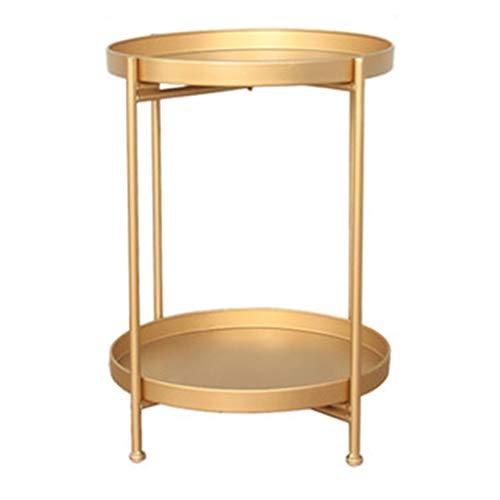 Mobilier de jardin Color : Gold, Size : 52 * 52 * 60cm ...