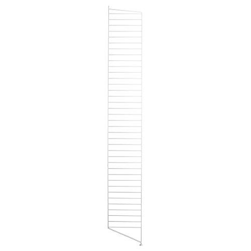 Unbekannt String - Bodenleiter für String Regal 200 x 30 cm, weiß
