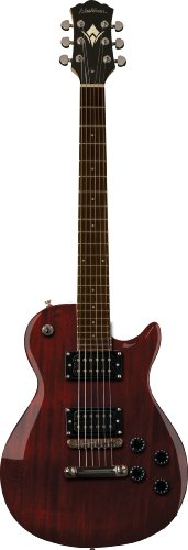 GTRA  WIN 14 WA WALNUT ROJO   WASHBURN: GUITARRA ELECTRICA WIN 14 WA
