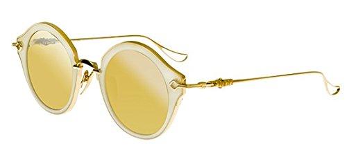 Chrome Hearts Sonnenbrillen BELLA PEARLED WHITE ROSE GOLD/GOLD Damenbrillen