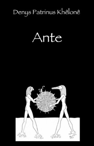 Ante (French Edition) -