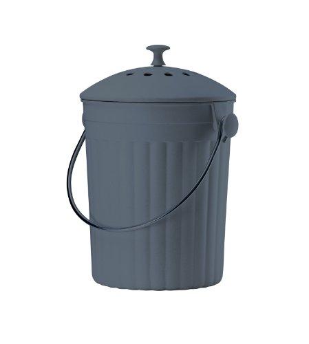 eddingtons-fibra-de-bambu-eco-cubo-para-compost-en-gris-83102