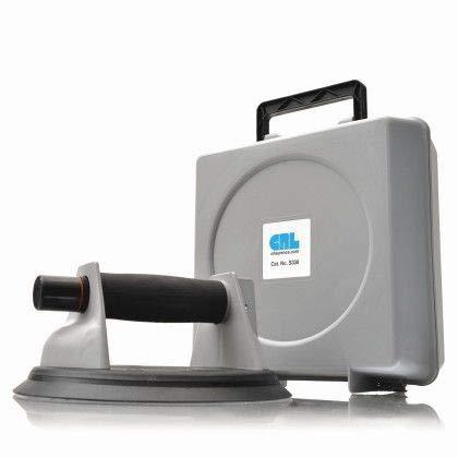 S338 Saugheber mit Handpumpe u. speziellen ergonomischen Sicherheitsgriff