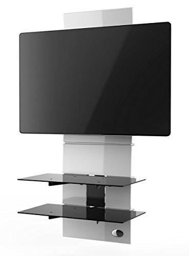 Meliconi Ghost Design 3000 Meuble pour TV Blanc