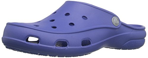 Crocs Crocs Freesail W - zuecos de sintético Mujer, Azul (Lapis), 41 EU