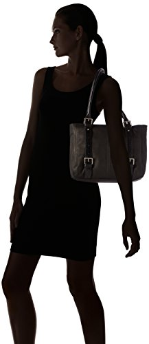 Picard - BUFFY, Borsa shopper Donna Nero (Nero (nero))