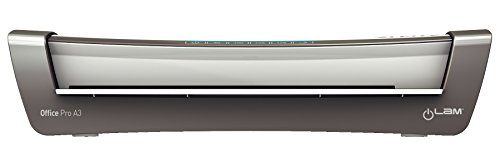 Leitz Office Pro Laminator A3, Ideal for Offices and Schools, Silver, iLAM Range, 75181084 Reviews