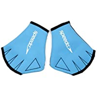Speedo Aqua Glove Au Supporti, Unisex adulto, Blu (Blu), S