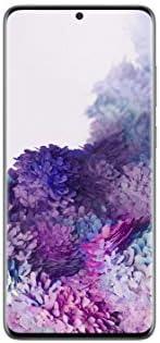هاتف سامسونج جالاكسي اس 20 بلس ثنائي شرائح الاتصال - 512 جيجا، ذاكرة رام 12 جيجا، الجيل الخامس - رمادي