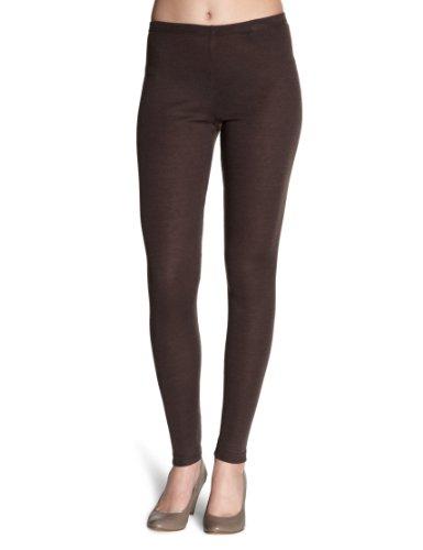 VILA CLOTHES Damen Wellnesshose 14005775 Braun (AFTER DARK)