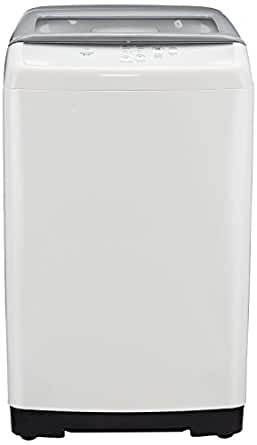 Samsung 6 kg Fully-Automatic Top Loading Washing Machine (WA60H4100HY, Light Grey)
