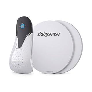 Audioline Babysense 5 – medizinisch zugelassene Sensormatte zur Atmungsüberwachung