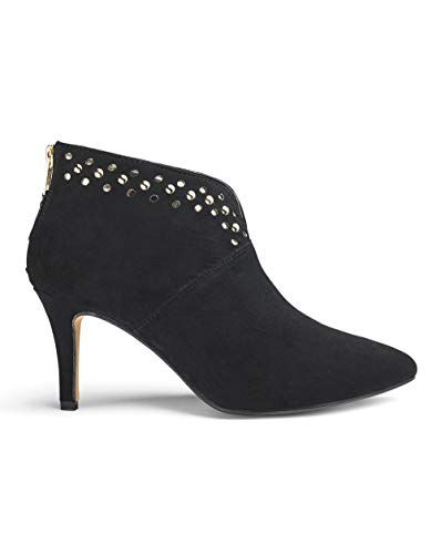 JD Williams Womens Stud Detail Ankle Boots