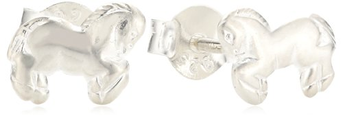 ZEEme For Kids - Kinderohrstecker 925/- Sterling Silber Pferd 271220045 (Pferd-ohr-stecker)