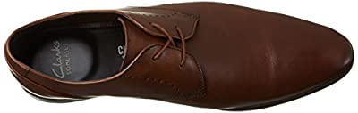 Clarks Men's Bampton Lace Derbys