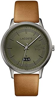 Lacoste Madrid, Analog Men's Watch, Brown - 201