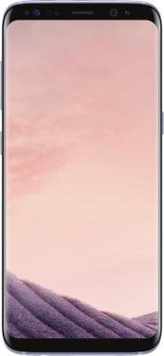 Image of Samsung Galaxy S8 64GB, orchid grey, G950F, EU-Ware