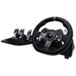 Logitech G920 Volant Gaming driving force racing wheel pour PC & Xbox