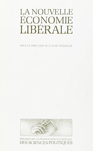 La nouvelle économie libérale