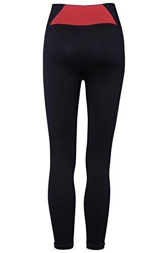 Women's Sports Gym Capri 3/4 Leggings Made in Portugal ...
