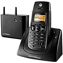 Motorola O101 - Teléfono digital, color negro