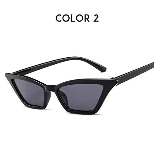 FGRYGF-eyewear2 Sport-Sonnenbrillen, Vintage Sonnenbrillen, Vintage Small Sunglasses Women Cat Eye Sunglasses NEW Sexy Summer Red Sun Glasses For Female Designer Eyewear UV400